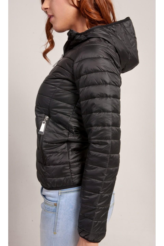 b967a1aeff Mayo Chix - BRINE - steppelt tavaszi kabát, HÁTÁN HÍMZETT