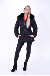 Mayo Chix - ABRA - steppelt, kapucnis kabát