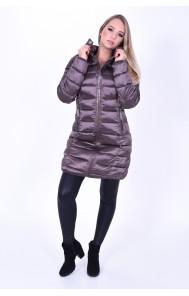 Mayo Chix - LILLA - szűkített, steppelt kabát