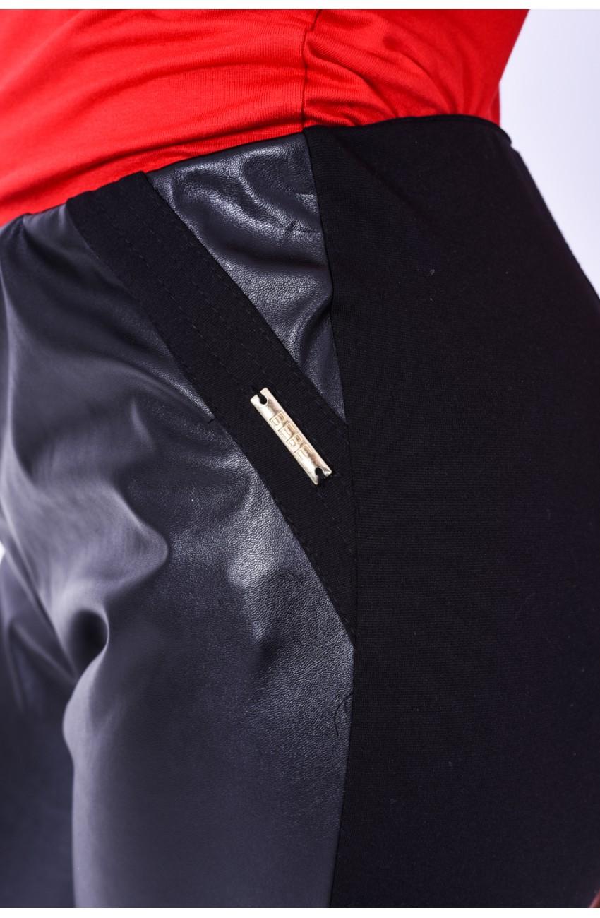 BEBE - 2175 - Bőrhatású nadrág