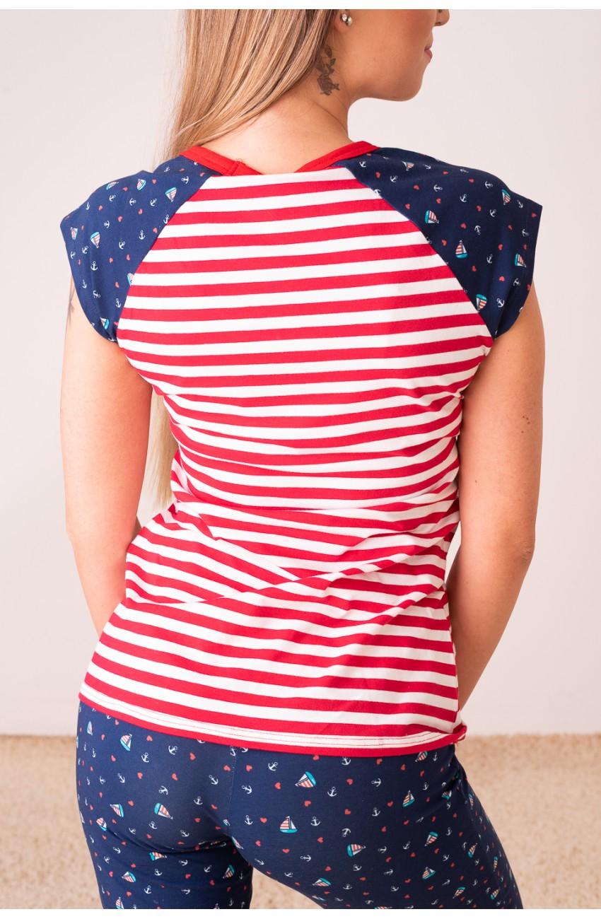 Poppy - FUNKY - Sailor - pizsama, szett