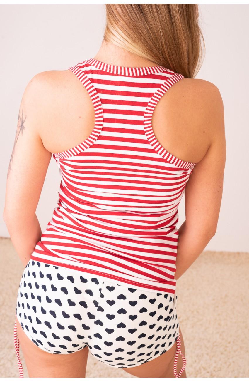 Poppy - FREAKY SHINE LITTLE - Sailor - trikószett, pizsama