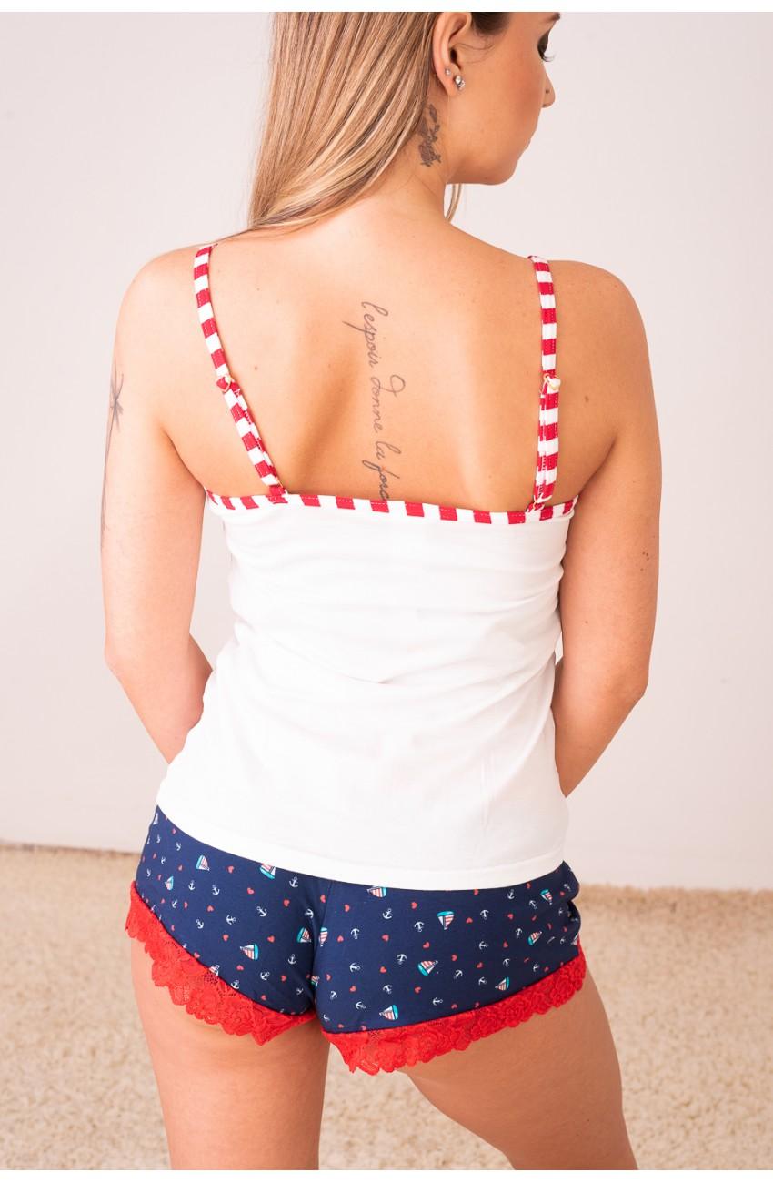 Poppy - GRÉTI SZETT - Sailor - pizsama, szett