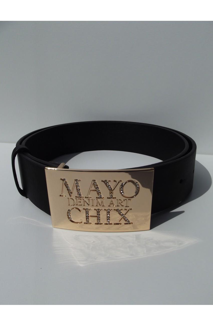 Mayo Chix - MARK - Kocka öv, ARANY
