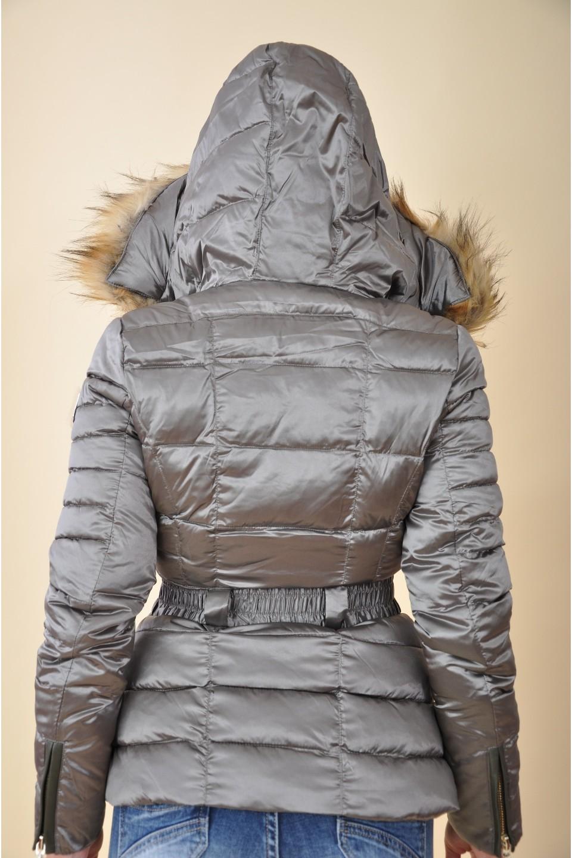 Mayo Chix - BROOKLYN - kabát khaki 8a757d9840