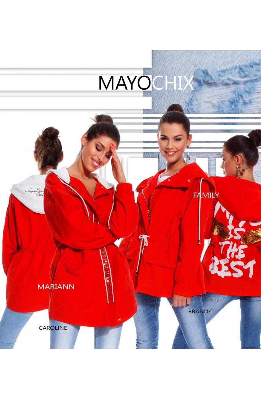 Mayo Chix - FAMILY - dzseki